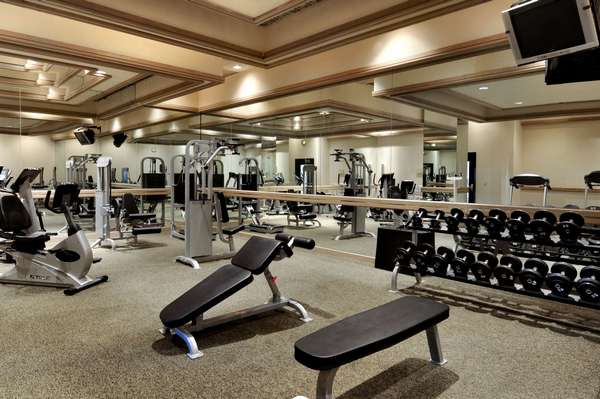 Red Lion Denver Southeast Fitness Center