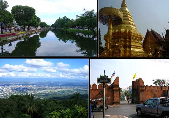 3 Days In Chiang Mai