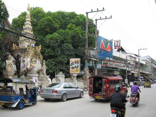 Living In Chiang Mai