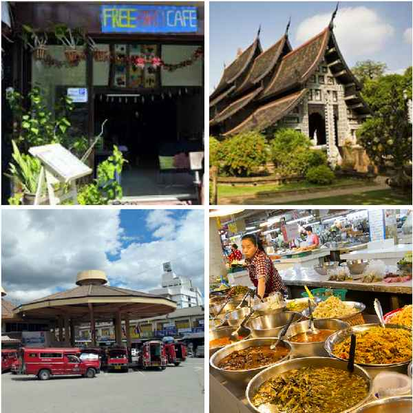 Chang Puak Chiang Mai Attractions