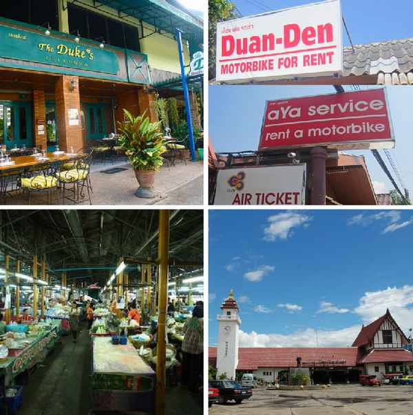 Charoen Muang Chiang Mai Attractions