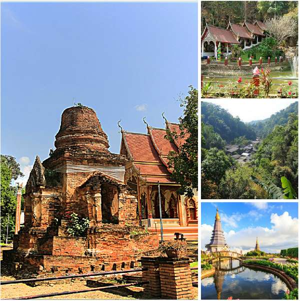 Surrounding Areas Around Chiang Mai